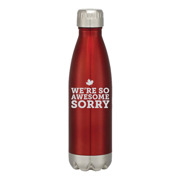 Stainless Steel Bottles (V.6) – We're so awesome SORRY